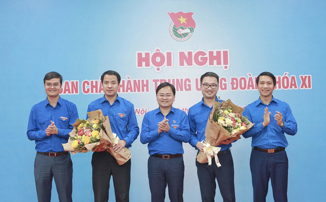 Secretariat of the Ho Chi Minh Communist Youth Union Central Committee (tenure 2017-2022)
