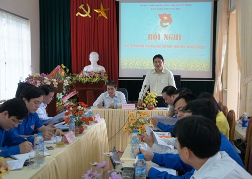 First Secretary Nguyen Dac Vinh concludes the working visit in Phu Tho